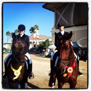 Galina on Piloot and Kendra on W Don Diego Reserve