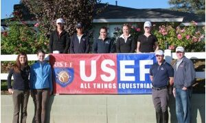 USEF Youth Elite Dressage Training Sessions